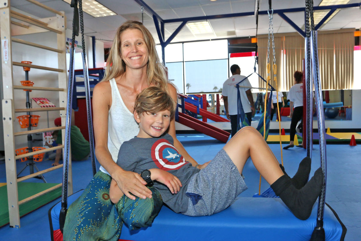 sensory gym playground redondo beach