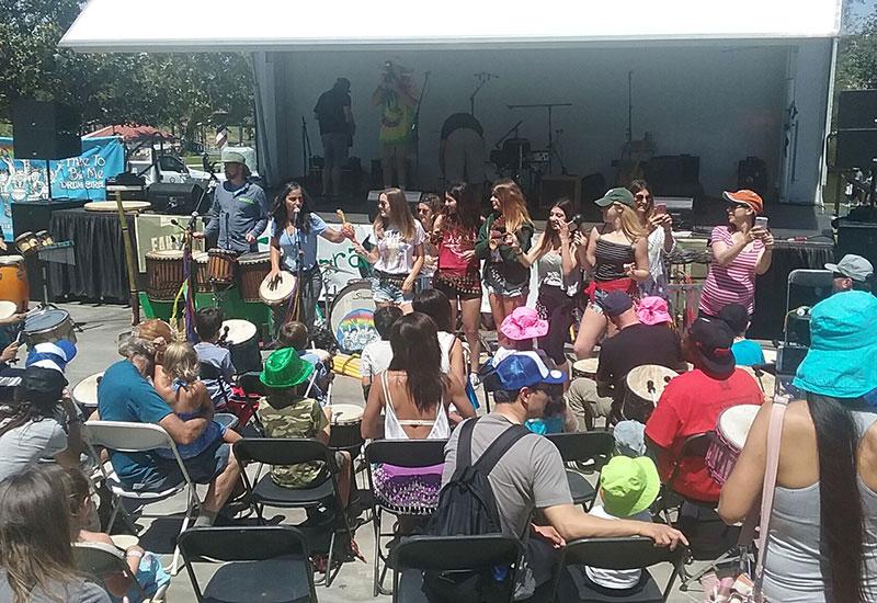 drum circle class